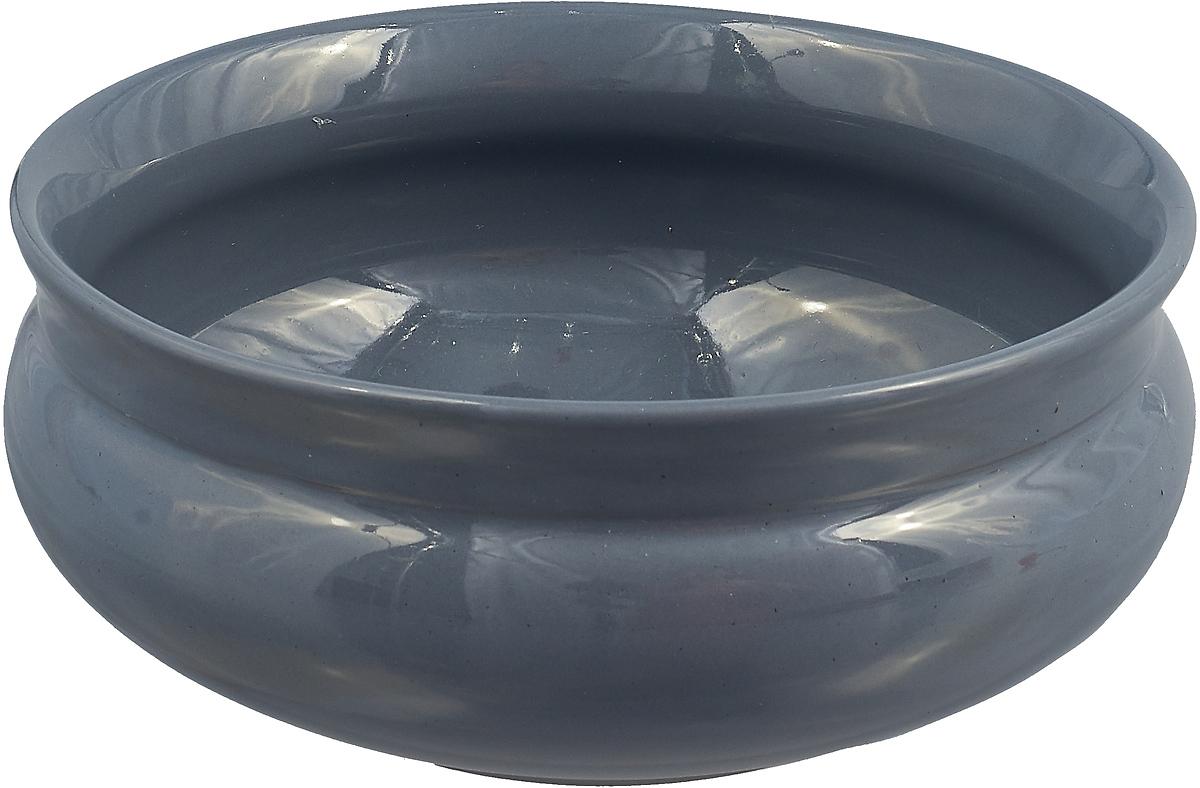 Тарелка глубокая Борисовская керамика Скифская, цвет: сливовый, 800 мл тарелка глубокая борисовская керамика скифская цвет оранжевый изумрудный 500 мл