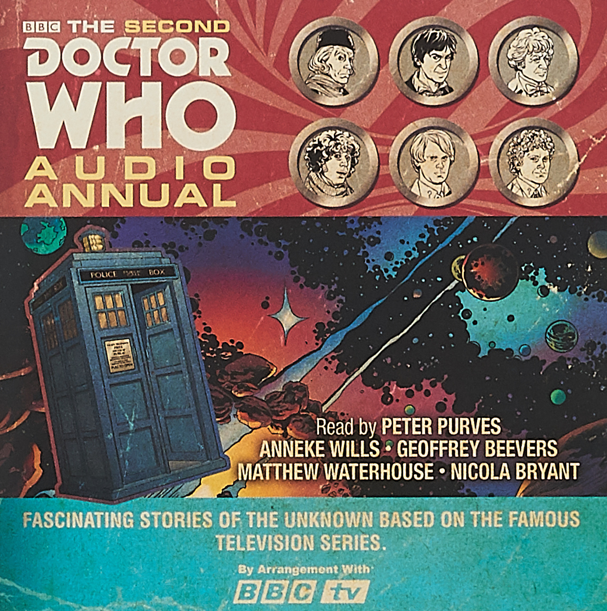 The Second Doctor Who Audio Annual: Multi-Doctor Stories (аудиокнига CD)