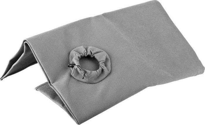 Мешок тканевый Зубр, многоразовый, для пылесосов модификации М3, 20 л92684Многоразовый тканевый мешок для хозяйственных пылесосов используется при сухой уборке помещений с пылесосами ЗУБР. Модели пылесосов: ПУ-20-1400 М3, ПУ-30-1400 М3. Тип: многоразовый.Тип уборки: сухая.Масса изделия: 0,1 кг.Масса в упаковке: 0,11 кг.Габариты: 35 х 20,5 х 1,5 см. Рекомендуем!