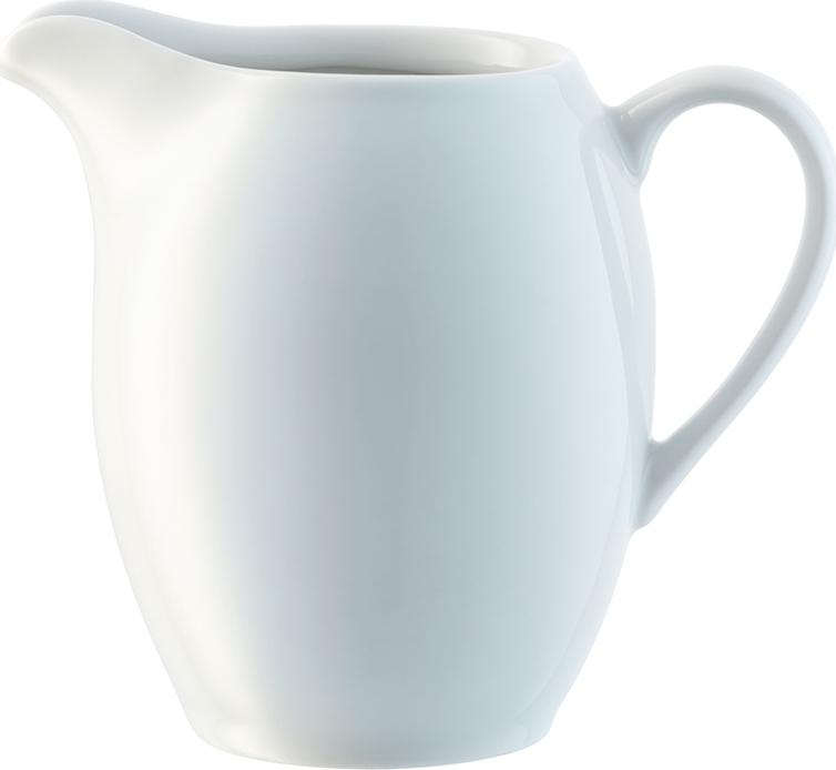 Молочник LSA Dine, цвет: белый, 250 мл молочник lsa dine цвет белый 250 мл
