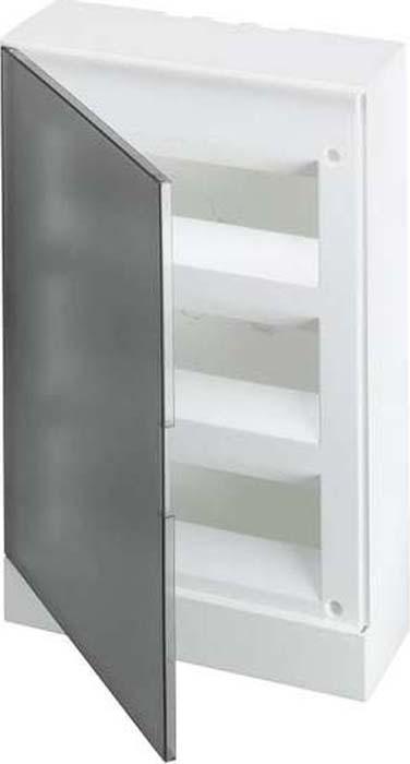 Бокс настенный ABB Basic, E 36М прозрачная дверь, с клеммами, 1SZR004002A2209 щиты для кухни