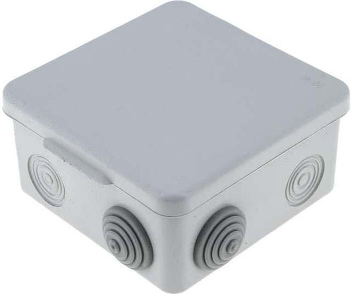 Коробка распаячная EKF, КМР-030-031 с крышкой наружная, 7 мембранных вводов IP54 ограничитель ekf opv c1