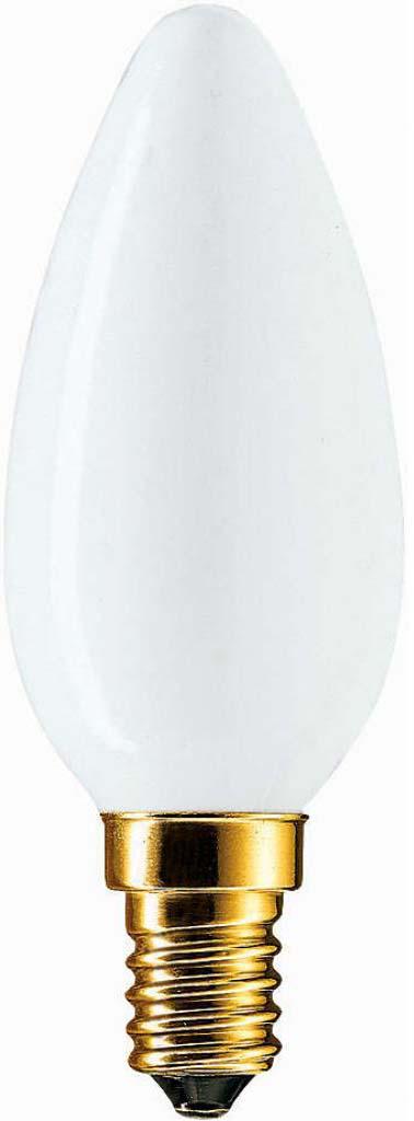 Лампа накаливания Philips, Stan, 60Вт, E14, 230В, B35, FR, 1CT/10X10 philips b35 40w e14 fr 1