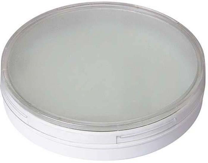 "Лампа светодиодная ""Jazzway"", таблетка, цвет: белый, PLED-GX53, 8Вт, 5000К, GX53, 680лм, 230В. 4897062855404"