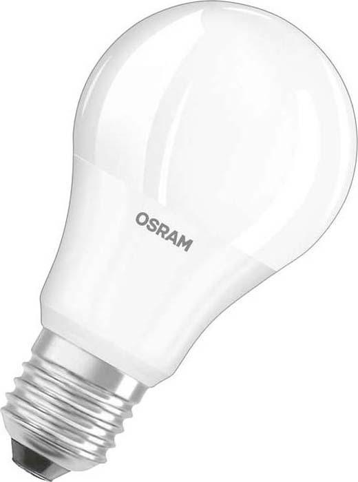 "Лампа светодиодная ""Ledvance Osram"", Star Classic, шар, цвет: белый, A 75, 9.5W/865, 9.5Вт, 6500К, E27, 806лм, 220-240В. 4052899971561"