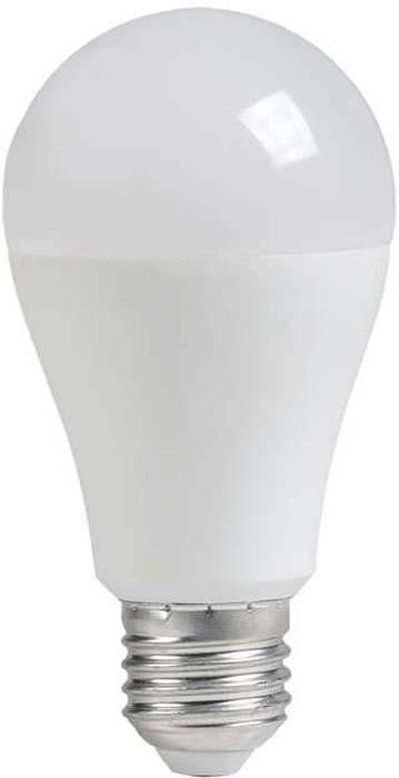 "Лампа светодиодная ""IEK"", шар, ECO, A60, 20Вт, 230В, 4000К, E27. LLE-A60-20-230-40-E27"