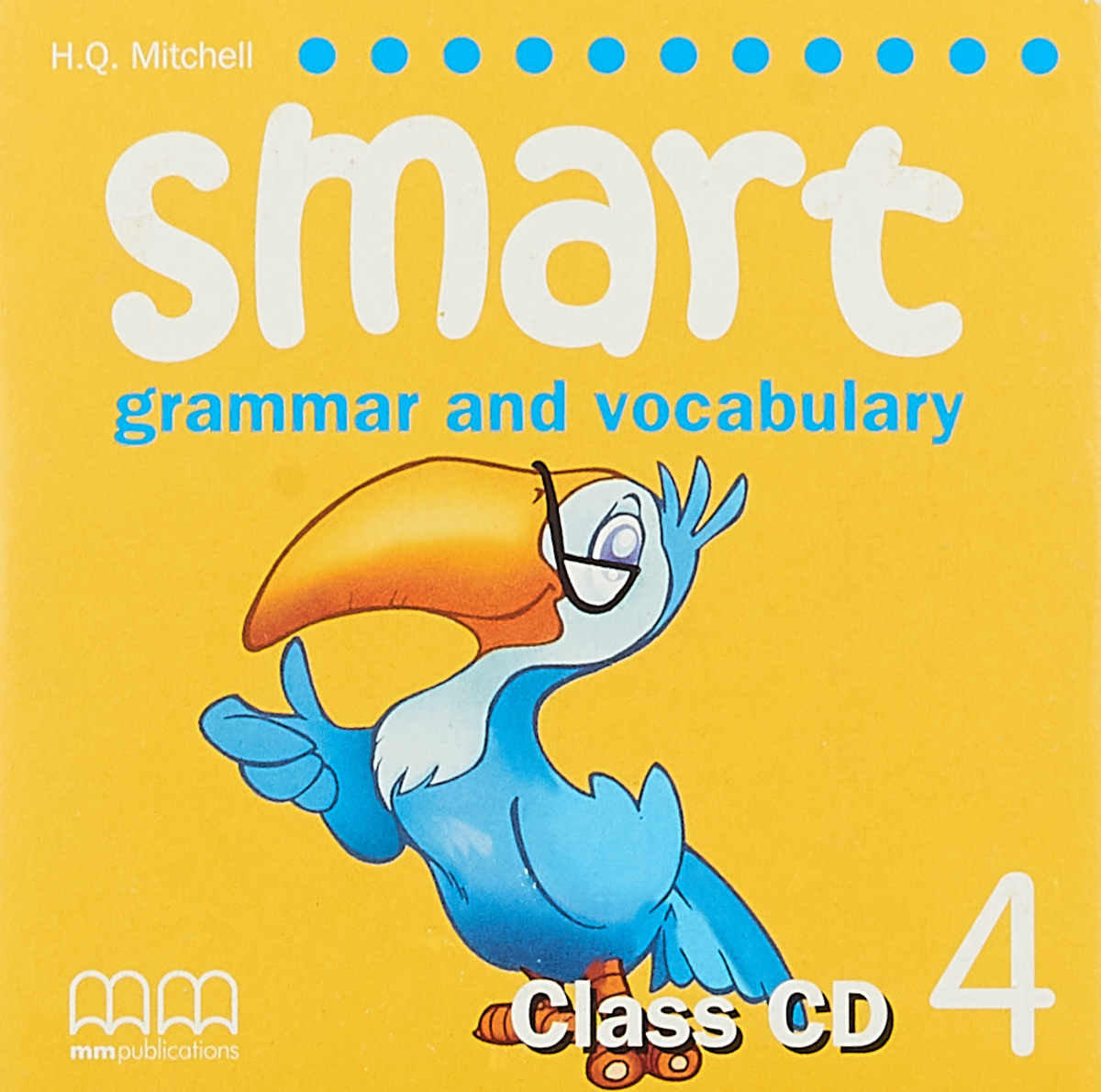 Фото - SMART GRAMMAR AND VOCABULARY 4 CLASS CD smart grammar and vocabulary 3
