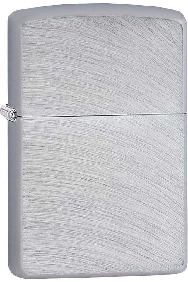 """Зажигалка Zippo """"Classic"""", цвет: серебристый, 3,6 х 1,2 х 5,6 см. 37157"""