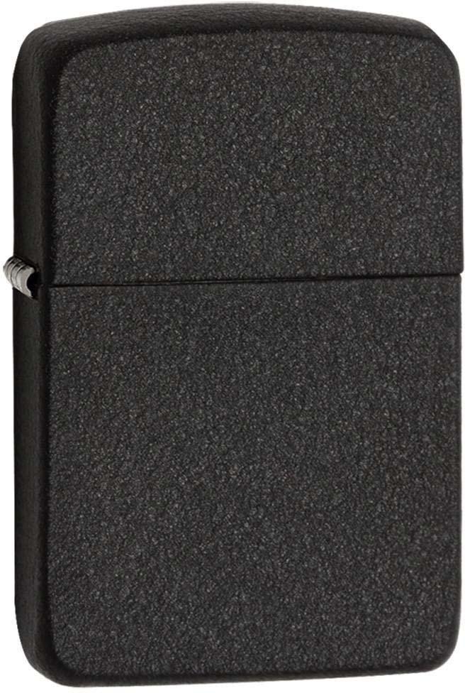 "Зажигалка Zippo ""1941 Replica"", цвет: черный, 3,6 х 1,2 х 5,6 см. 47780"