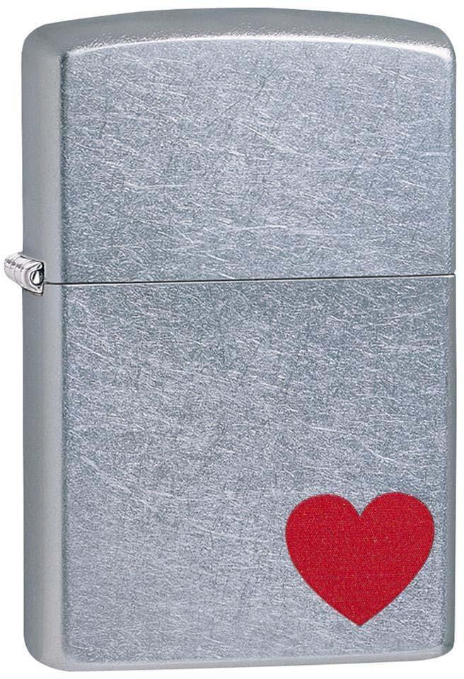 """Зажигалка Zippo """"Classic"""", цвет: серебристый, 3,6 х 1,2 х 5,6 см. 51460"""