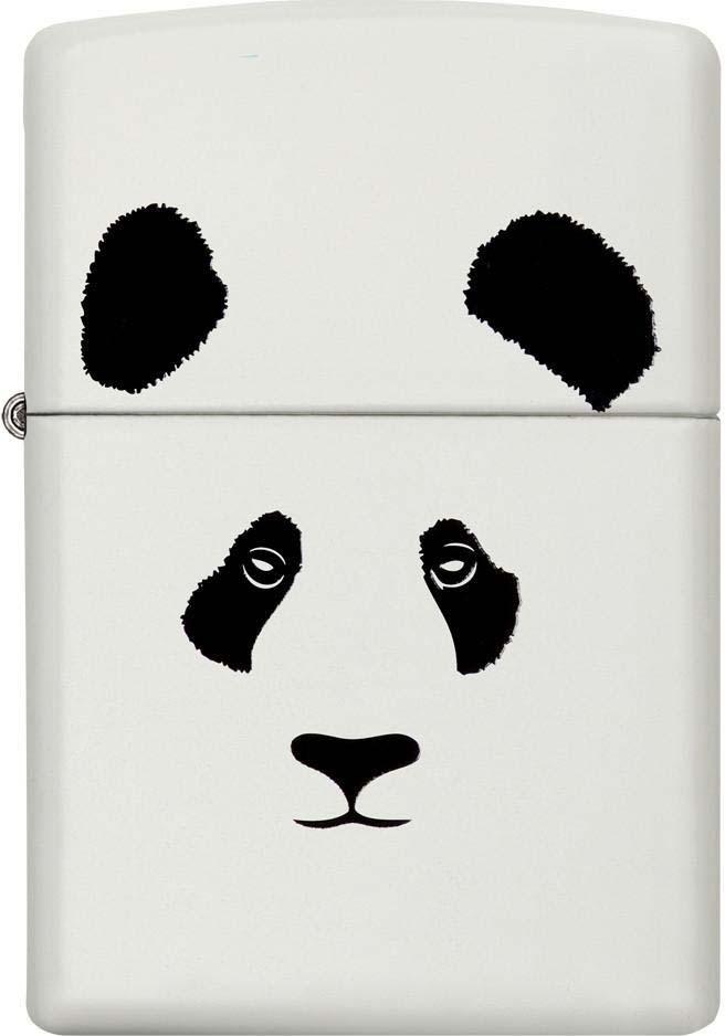 """Зажигалка Zippo """"Classic"""", цвет: белый, 3,6 х 1,2 х 5,6 см. 51482"""