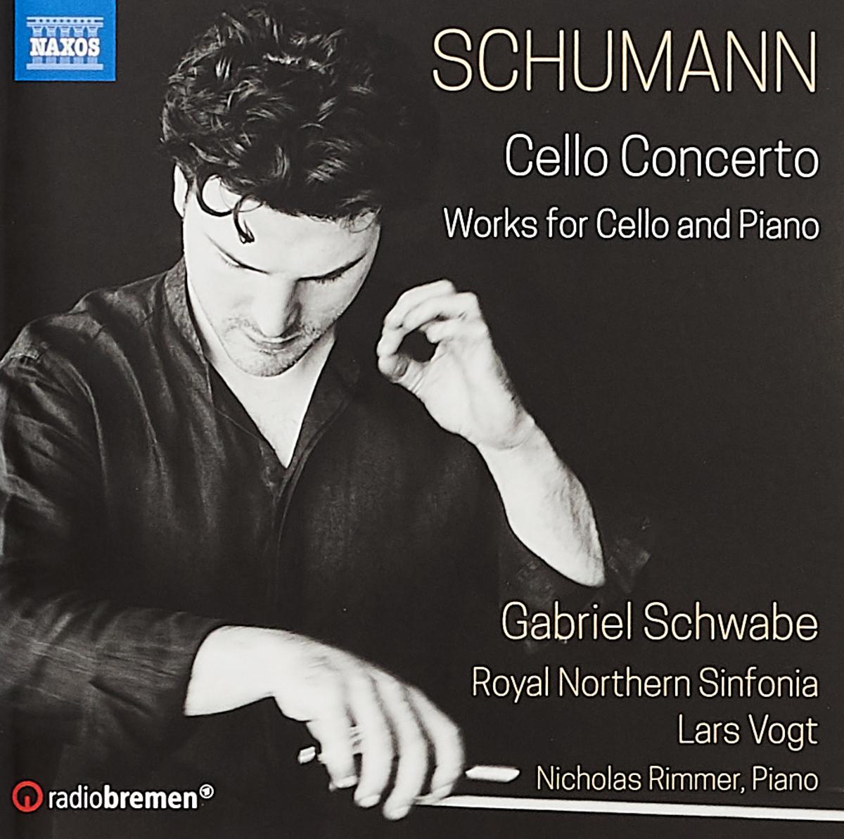 Schumann Schumann. Cello Concerto. Works for Cello and Piano schumann schumannjacqueline du pre cello concerto saint saens cello concerto no 1 180 gr