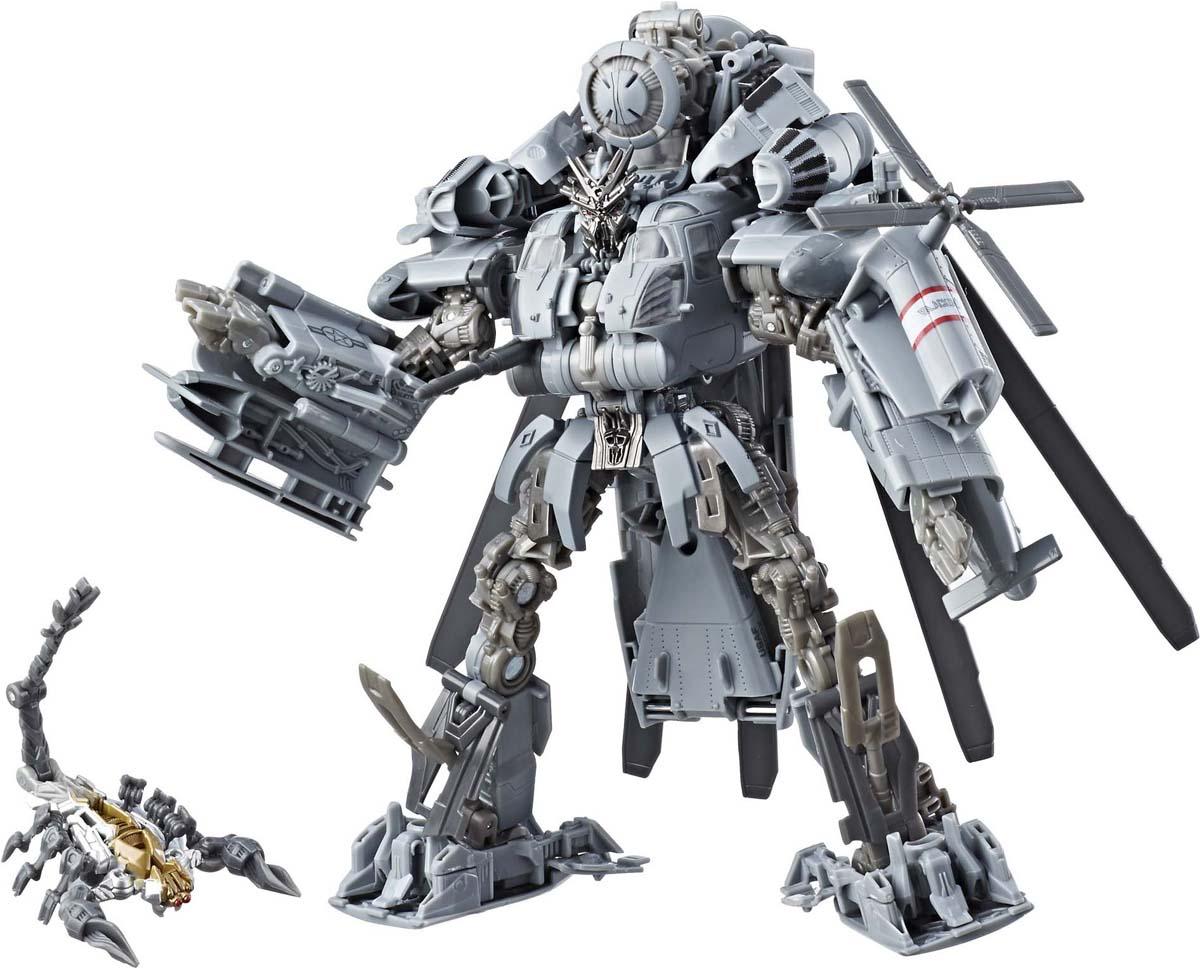 Transformers Игрушка трансформер Коллекционный 33 см Blackout transformers игрушка трансформер коллекционный 26 см optimus prime