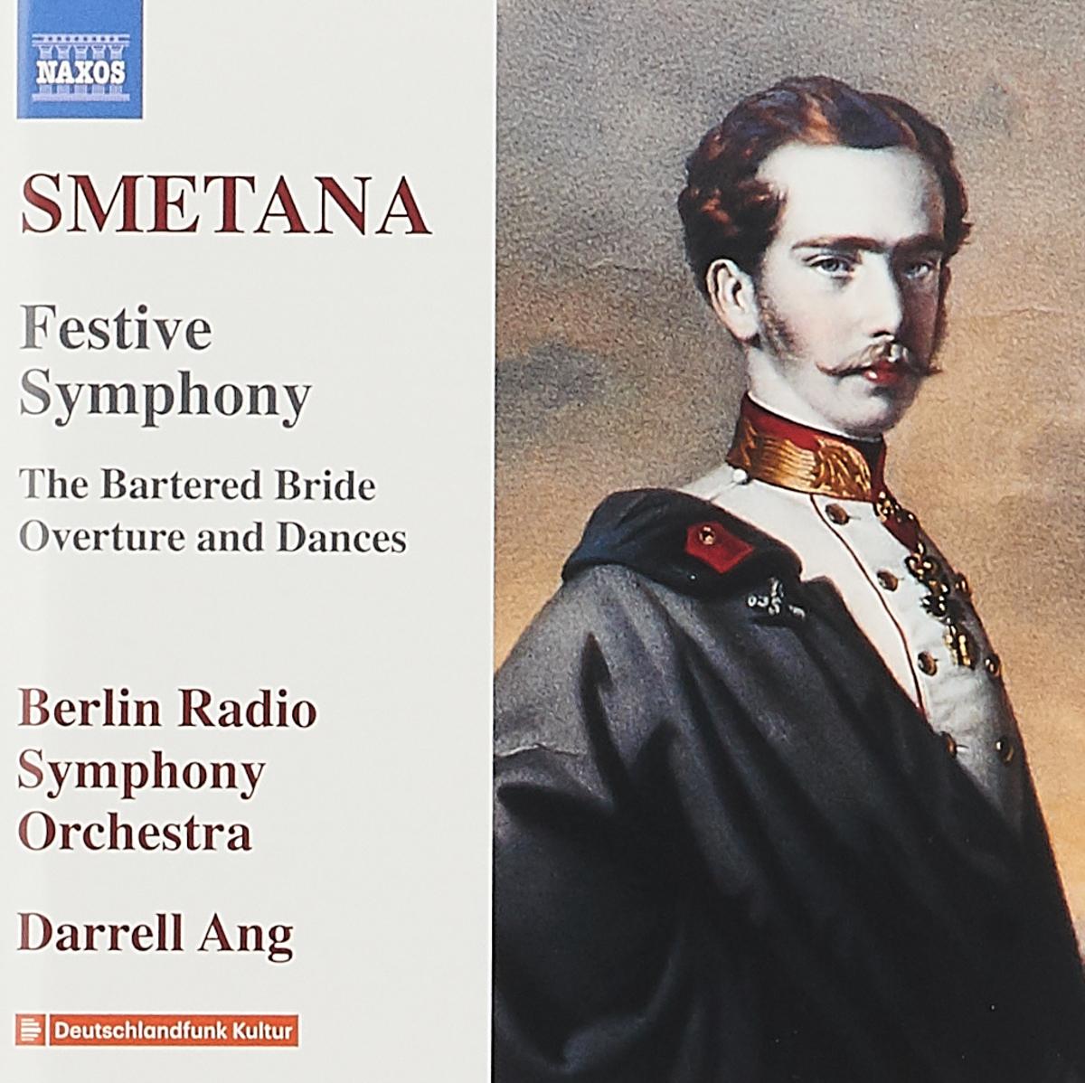 Бедржих Сметана Smetana. Festive Symphony In E Major, Op. 6. The Bartered Bride: Overture And Dances ann major the amalfi bride