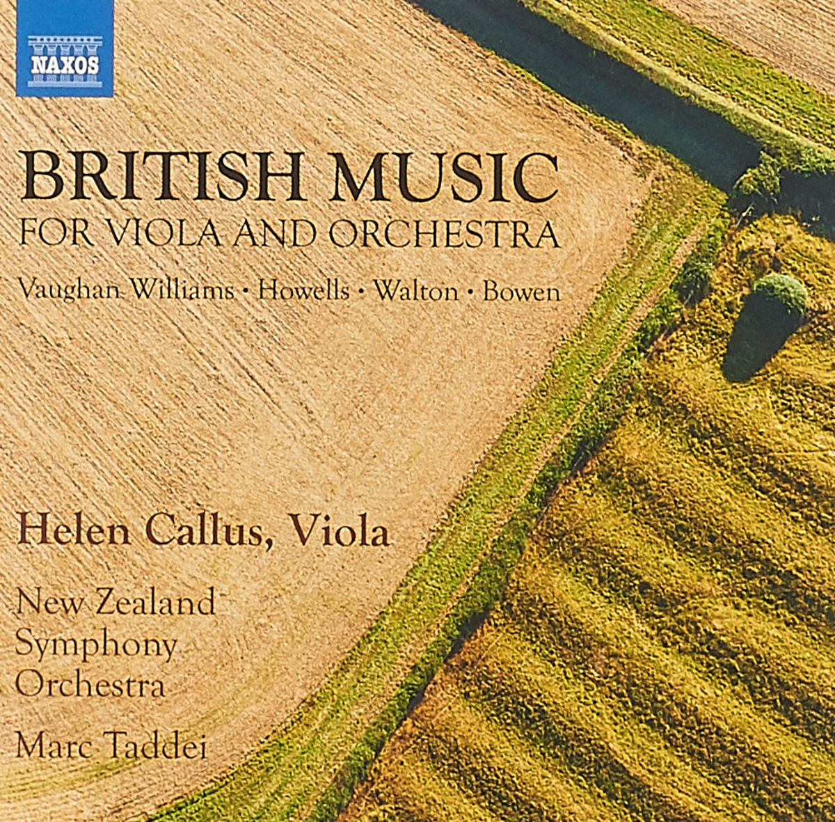 цена на Хелен Каллус,New Zealand Symphony Orchestra,Marc Taddei Helen Callus. British Music For Viola And Orchestra. Vaughan Williams, Howells, Walton, Bowen