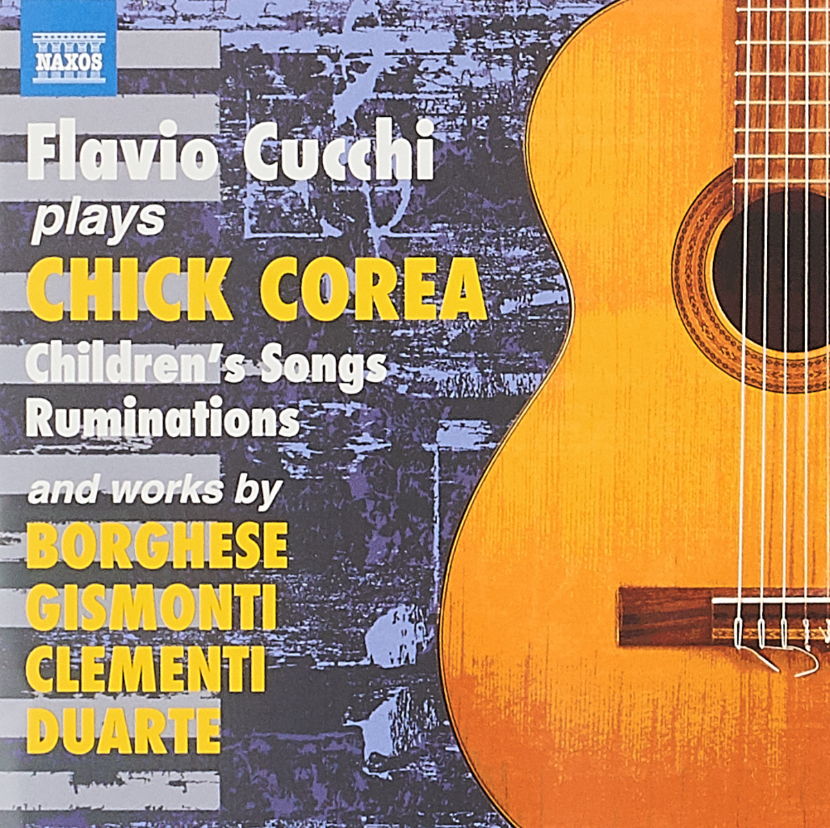 Чик Кориа Flavio Cucchi Plays Chick Corea chick corea the ultimate adventure live in barcelona