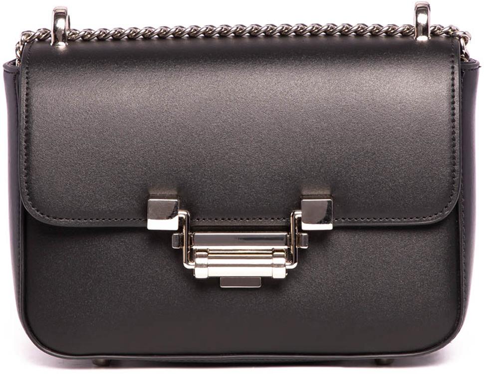 цена Сумка кросс-боди женская Vitacci, цвет: черный. BE0005 онлайн в 2017 году