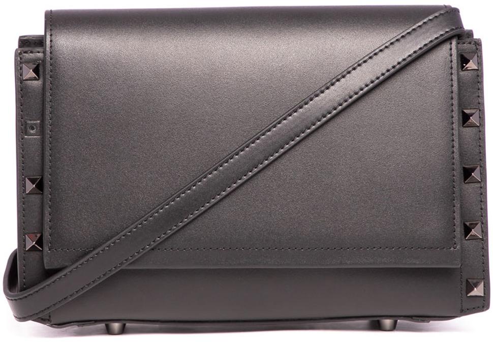 цена Сумка кросс-боди женская Vitacci, цвет: черный. BE0014 онлайн в 2017 году