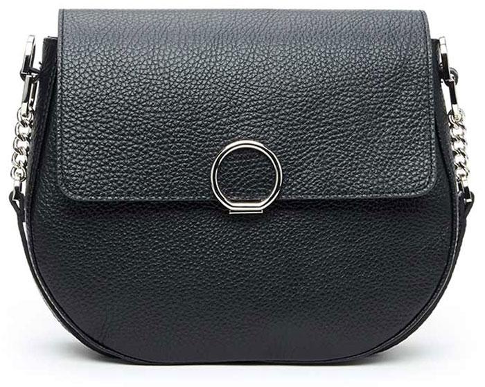 цена Сумка кросс-боди женская Vitacci, цвет: черный. FB041 онлайн в 2017 году