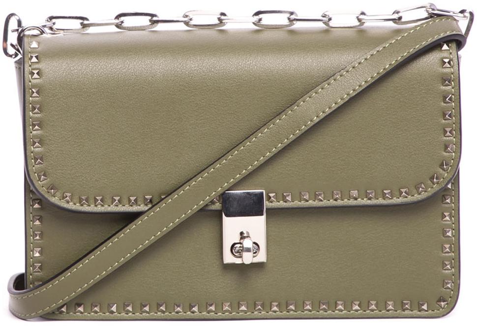 цена Сумка кросс-боди женская Vitacci, цвет: зеленый. V1315 онлайн в 2017 году