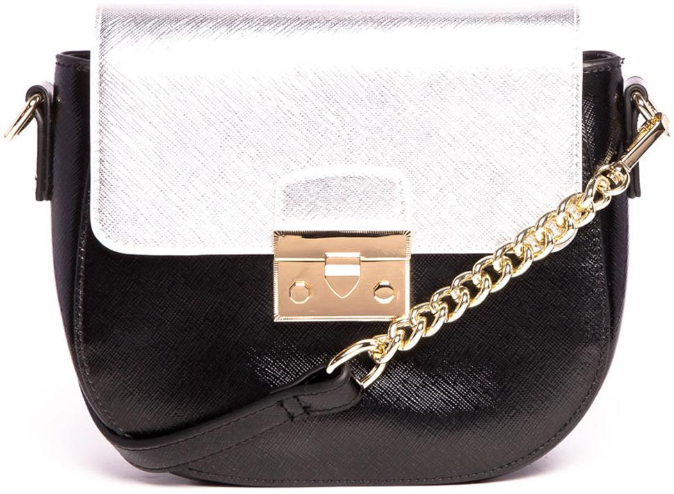 цена Сумка кросс-боди женская Vitacci, цвет: черный. YZ0371 онлайн в 2017 году