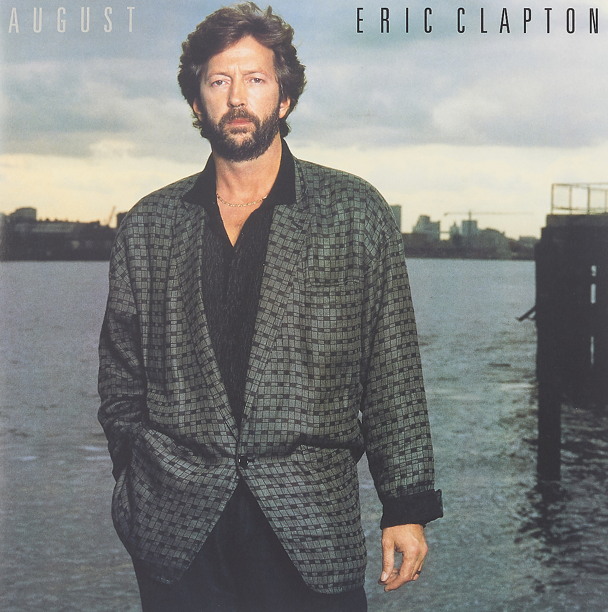 Эрик Клэптон Eric Clapton. August (LP) эрик клэптон eric clapton slowhand 35th anniversary edition lp