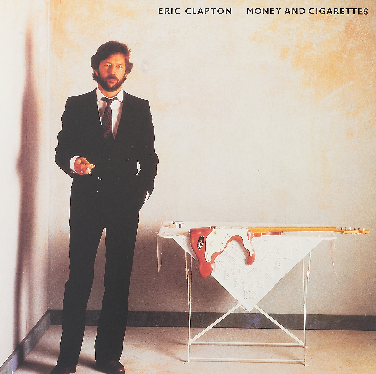 лучшая цена Эрик Клэптон Eric Clapton. Money And Cigarettes (LP)