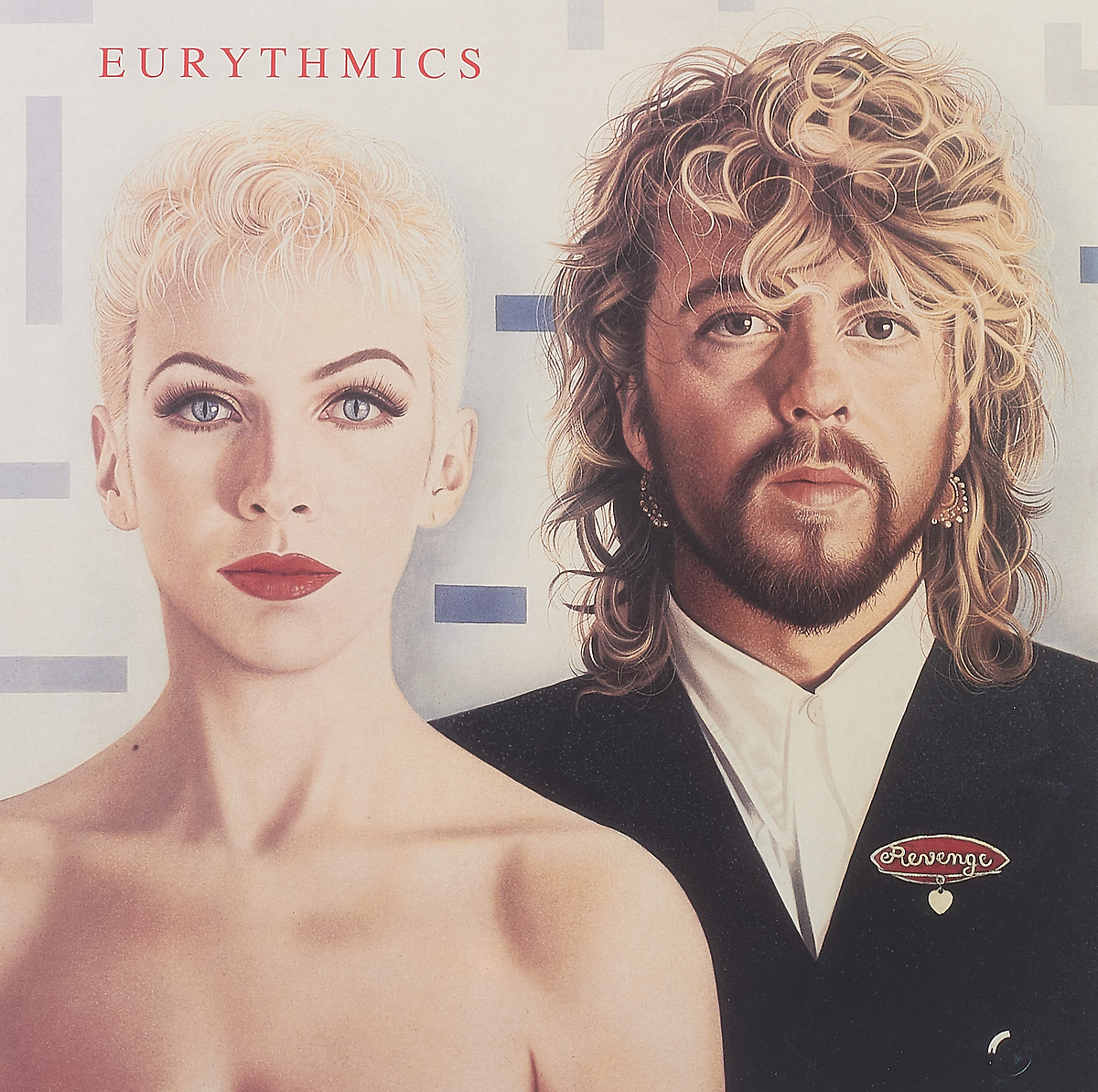Eurythmics Eurythmics. Revenge (LP) eurythmics eurythmics greatest hits 2 lp