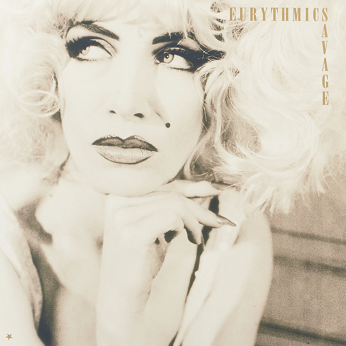 Eurythmics Eurythmics. Savage (LP) eurythmics eurythmics greatest hits 2 lp
