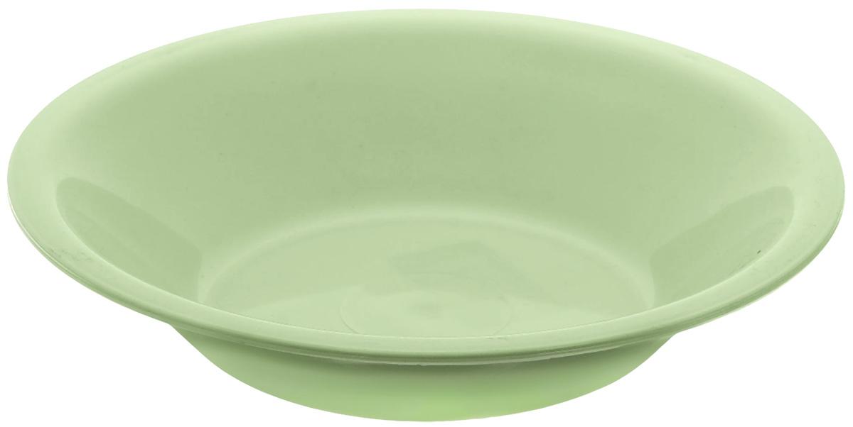 Тарелка глубокая Gotoff, цвет: фисташковый, диаметр 18,5 см тарелка глубокая gotoff цвет фисташковый диаметр 18 5 см