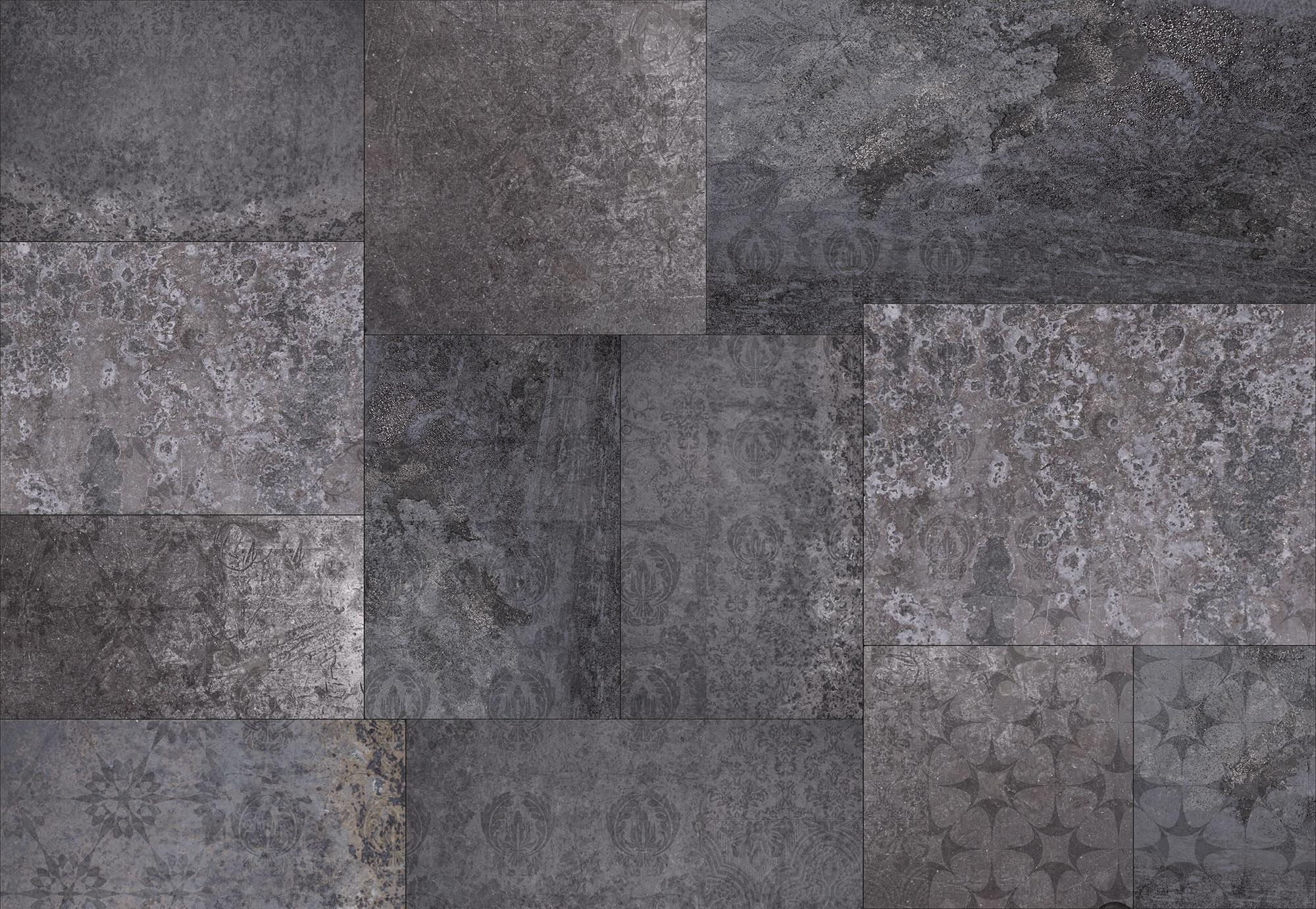 Фотообои Komar Черная амбра, 368 см х 2,48 м, флизелиновые фотообои флизелиновые московская обойная фабрика озеро в горах 200 х 270 см