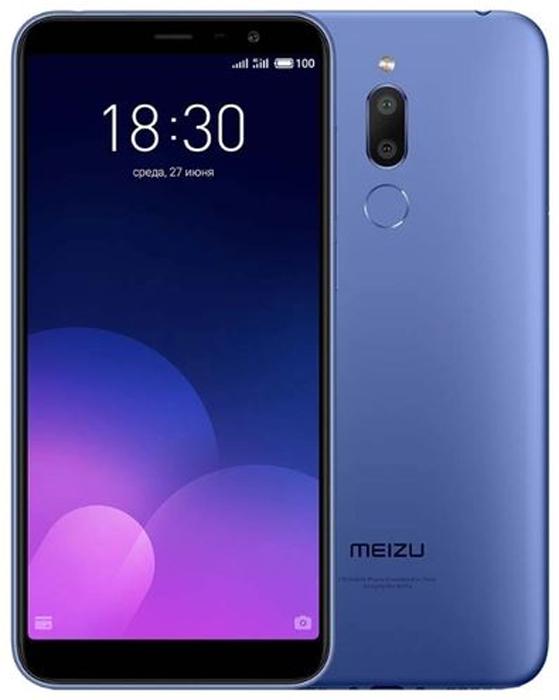 Смартфон Meizu M6Т 2/16GB, синий