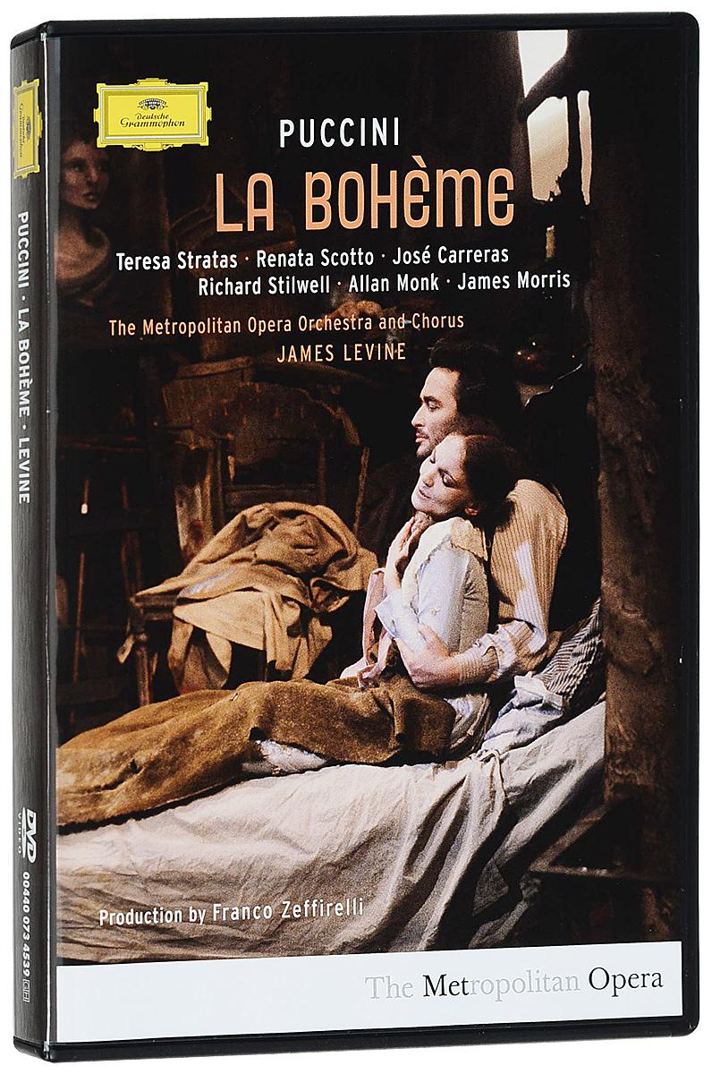 James Levine, Puccini: La Boheme strauss james levine elektra
