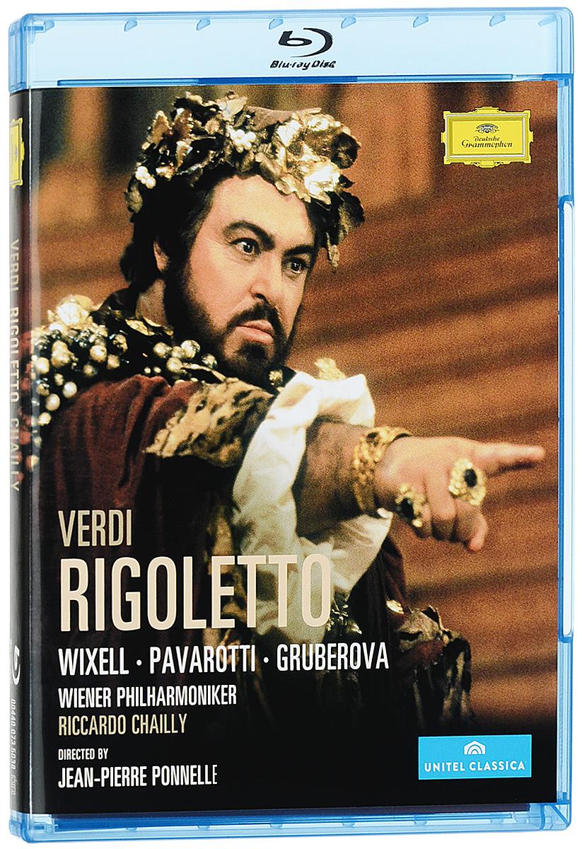 Verdi, Riccardo Chailly: Rigoletto (Blu-ray) a c oury rigoletto fantasie