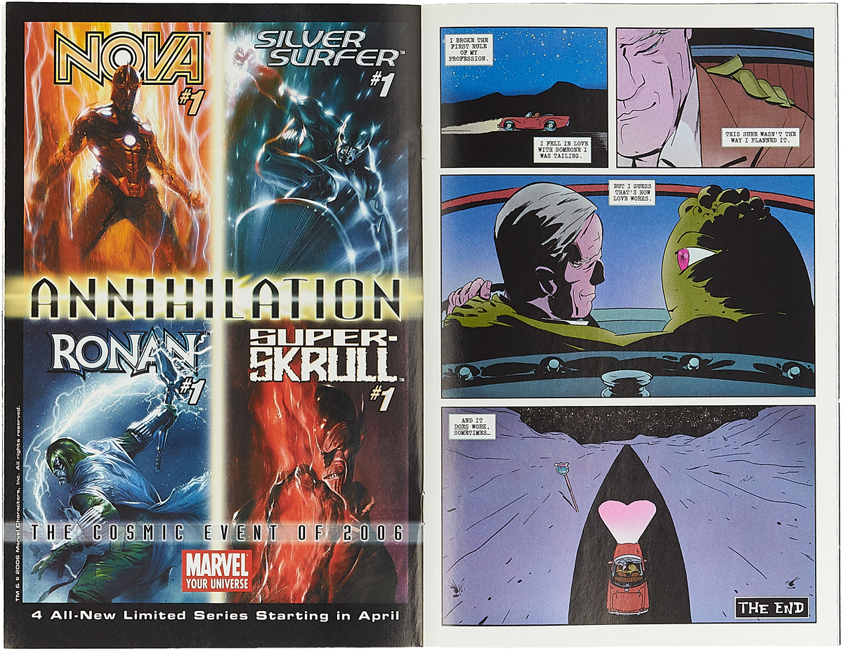 I (Heart) Marvel: My Mutant Heart #1