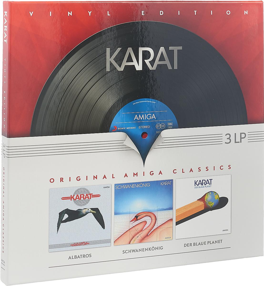 Karat Karat. Karat (3 LP) puhdys city karat rock legenden live