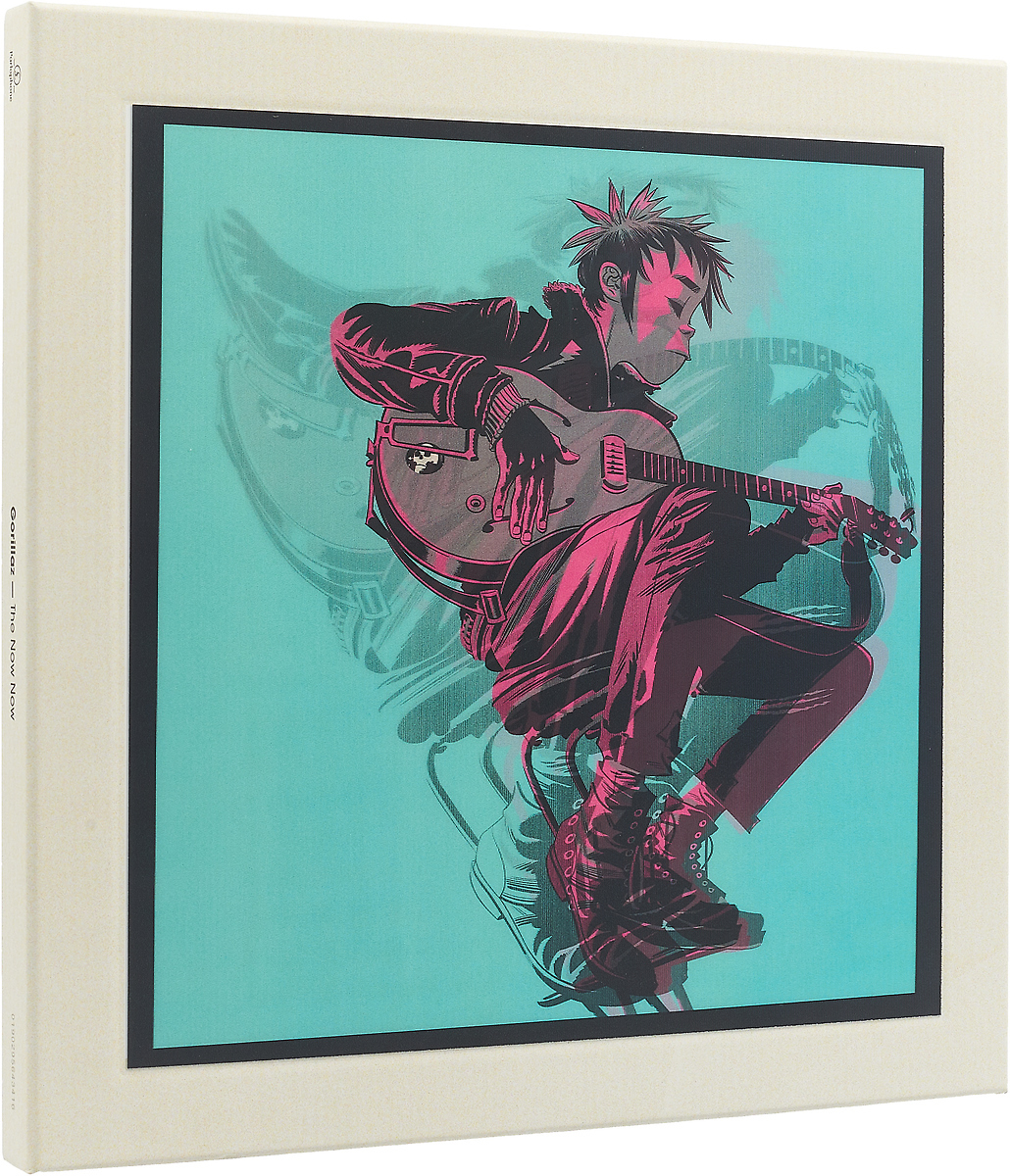 Gorillaz Gorillaz. The Now Now (LP) gorillaz gorillaz the fall