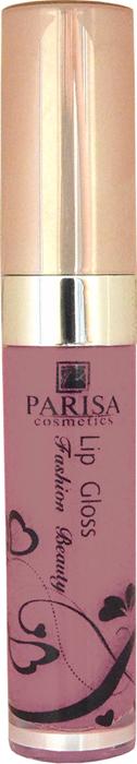 Parisa Блеск для губ LG612, тон №17 янтарное сияние, 7 мл10403Блеск для губ с насыщенным сочным цветом и глянцевым блеском. Легкая и не липкая текстура визуально увеличивает объем губ. Представлен в матовых и перламутровых цветах.