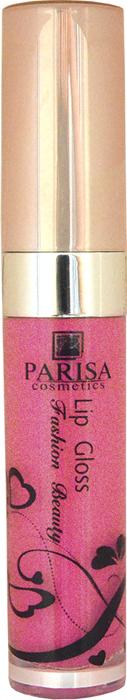 цены Parisa Блеск для губ LG612, тон №80 натуральный, 7 мл