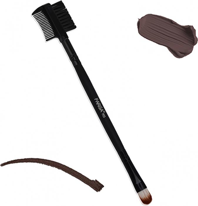 Parisa Профессиональная кисть для макияжа бровей P-23