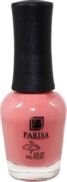 Parisa Лак для ногтей, тон №09 персиковый матовый, 16 мл цена в Москве и Питере