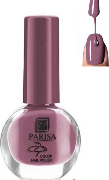 Parisa Лак для ногтей, тон №21 кофейно-розовый матовый, 7 мл parisa лак для ногтей тон 31 фиалковый матовый 7 мл