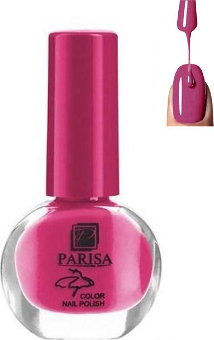 Parisa Лак для ногтей, тон №48 малиново-розовый матовый, 7 мл parisa лак для ногтей тон 31 фиалковый матовый 7 мл