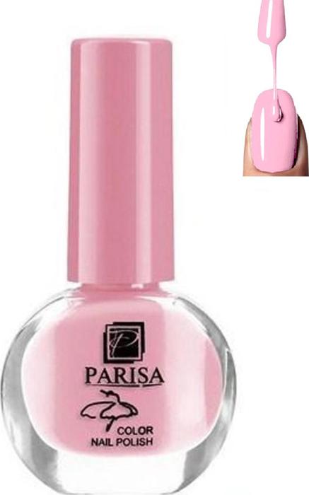 Parisa Лак для ногтей, тон №49 розовый светлый матовый, 7 мл parisa лак для ногтей тон 31 фиалковый матовый 7 мл