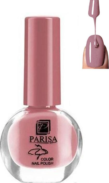 Parisa Лак для ногтей, тон №50 натурально-розовый матовый, 7 мл parisa лак для ногтей тон 31 фиалковый матовый 7 мл