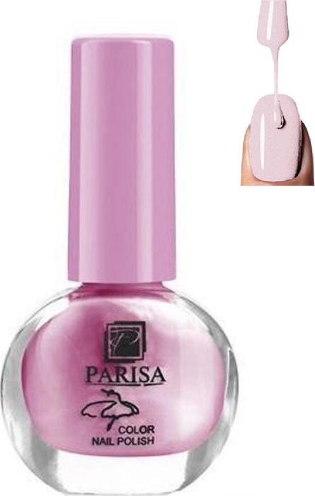 Parisa Лак для ногтей, тон №88 розово-сиреневый, 7 мл bondibon розово сиреневый
