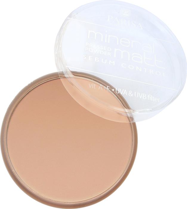 Parisa Пудра PP-06, тон №03 розовый натураль, 15 г отшелушить кожу на лице
