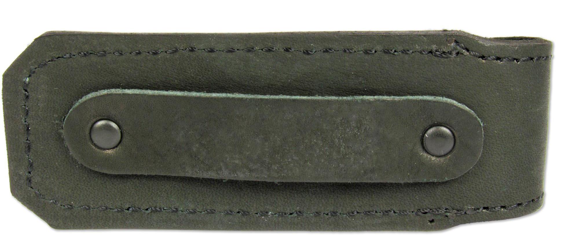 Чехол для складного ножа Ножемир, цвет: черный. Чехол №14(ч)