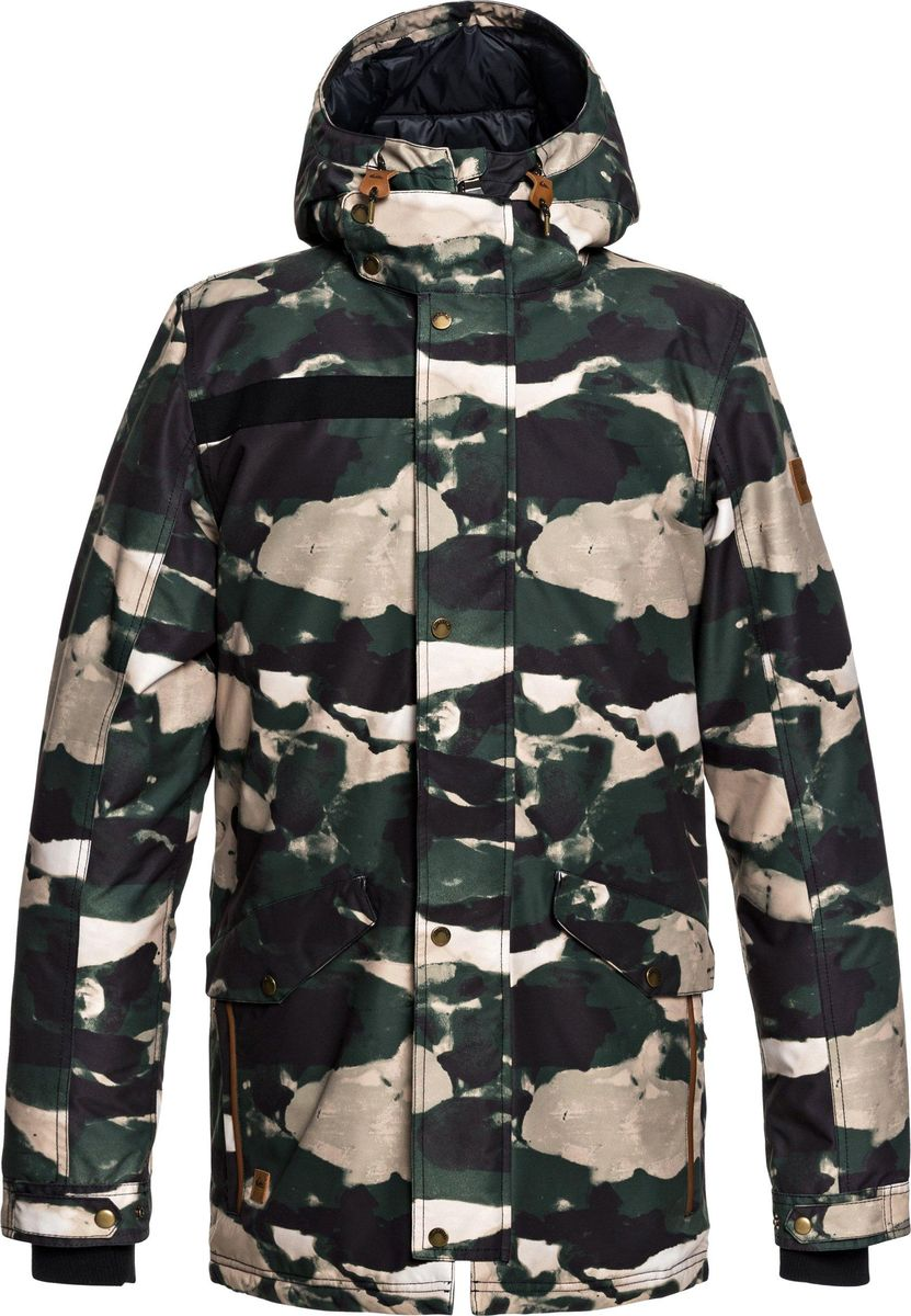 купить Куртка Quiksilver CORDOVA PARKA J по цене 11422 рублей