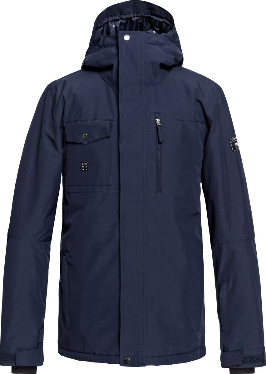 купить Куртка Quiksilver Mission Soli JK по цене 14990 рублей